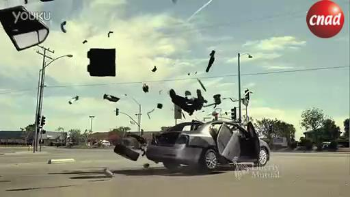 叹为观止的利宝汽车保险广告!