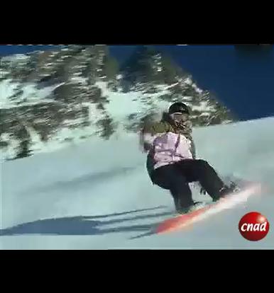 TAXCUT网站广告之滑雪篇